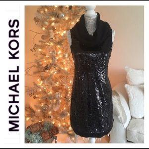 New! Michael Kors Sequined dress